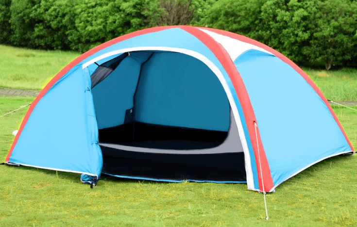 tent guide tent type