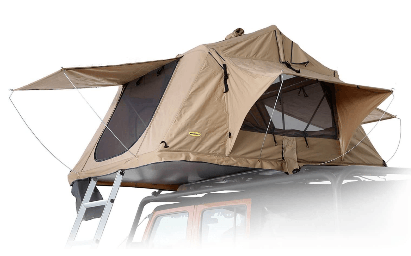 Roof top tent type