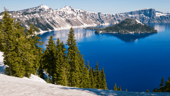 Best National Parks in Oregon, Oregon National Parks, National Parks Oregon, how many national parks in Oregon, Oregon national parks map, map of Oregon National parks, list of national parks in Oregon Picture of Crater Lake