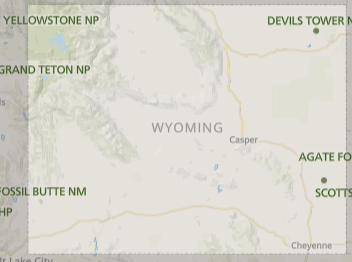Best National Parks in Wyoming, Wyoming National Parks, National Parks Wyoming, how many national parks in Wyoming, Wyoming national parks map, map of Wyoming National parks, list of national parks in Wyoming
