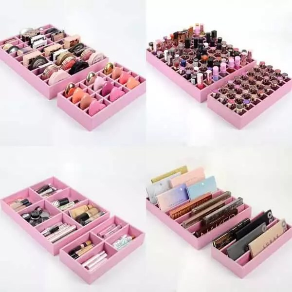 IKEA Makeup Drawer Insert Collection Part 1