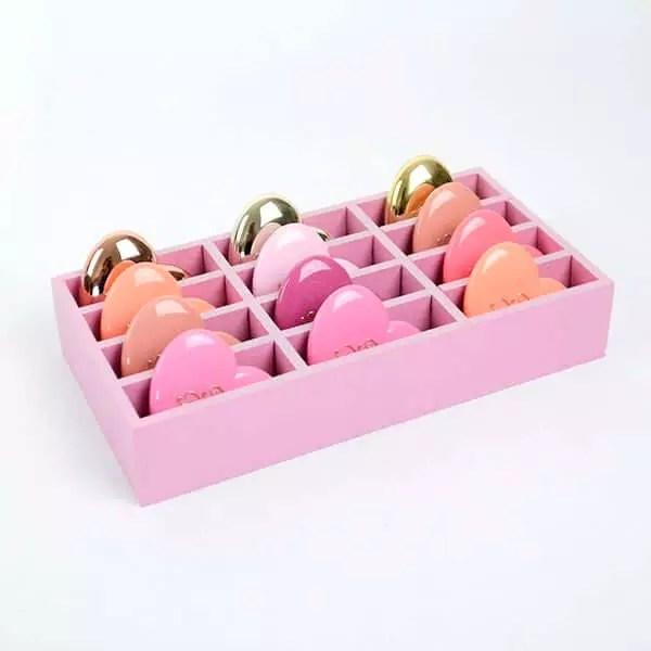 alex drawers mini compact makeup organizer