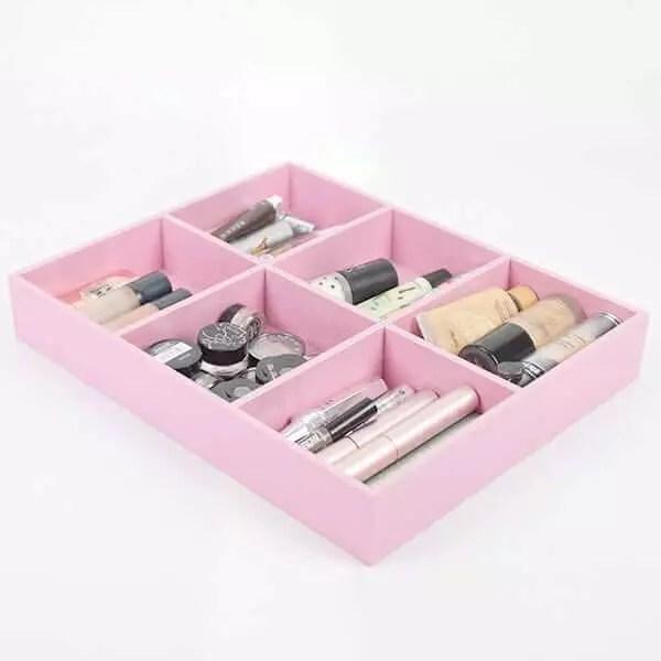 IKEA alex drawers large general makeup organizer