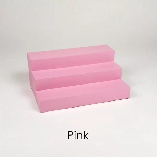 Mini Perfume Display Organizer in Pink