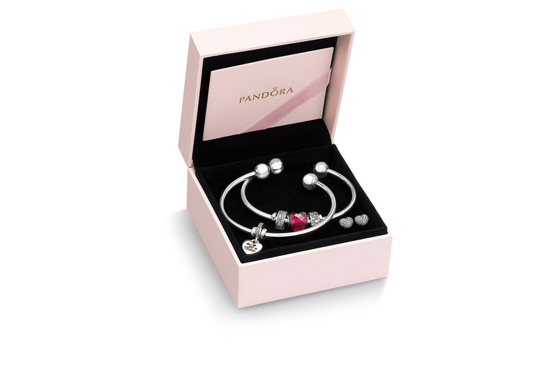 Give The Gift Of PANDORA Jewelry This Valentines Day