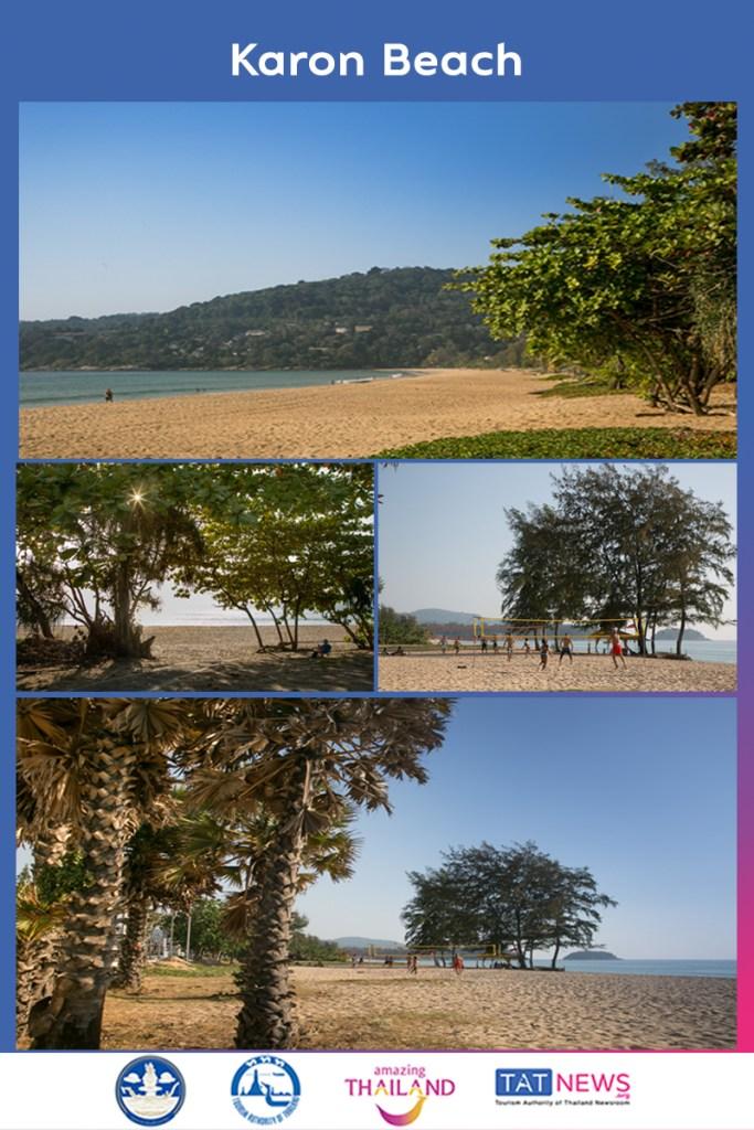 Beaches of Phuket revitalised in the new normal