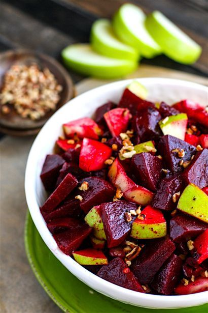 Beet-and-Apple Salad