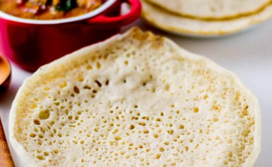 KERALA APPAM MADE WITH BROWN RICE