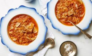 Cabbage soups