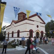Το μεγάλο πανηγύρι της Αγίας Τριάδος Κερατέας (φωτογραφίες)