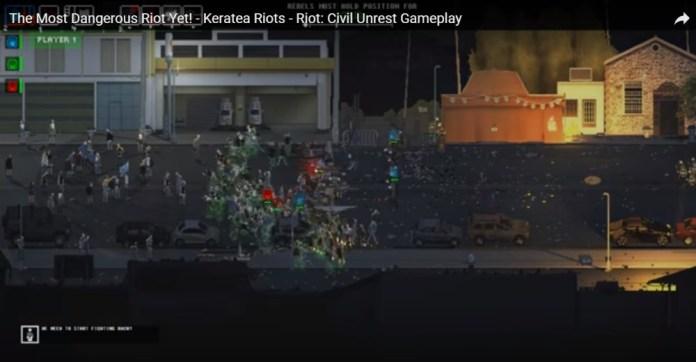 Keratea riots