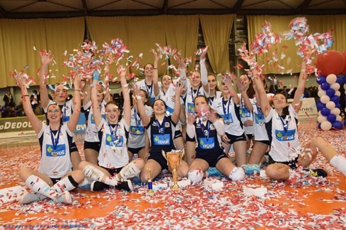 Πρωταθλήτρια νεανίδων η ομάδα του Μαρκόπουλου με MVP Νικολογιάννη