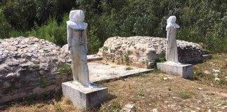 Σούνιο,-Μαραθώνας,-Κάλαμος,-Βραυρώνα,-Λαύριο-–-Κολύμπι-με-φόντο-αρχαιολογικούς-χώρους-της-Αν.-Αττικής