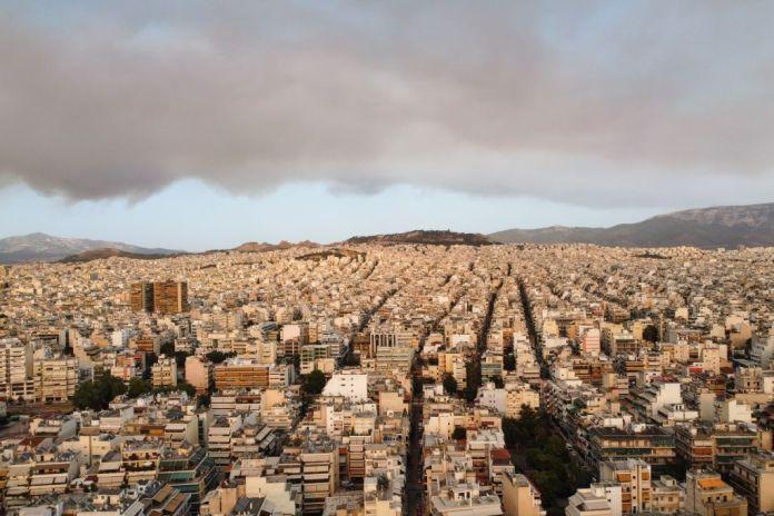 Σε-επικίνδυνα-επίπεδα-η-ρύπανση-στην-Αττική-–-Το-Βήμα-online