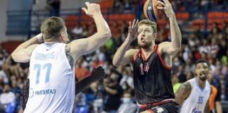 Μπάσκετ:-Νίκη-με-πολύ-καλή-εμφάνιση-για-τον-Ολυμπιακό,-88-65-τη-Ζενίτ