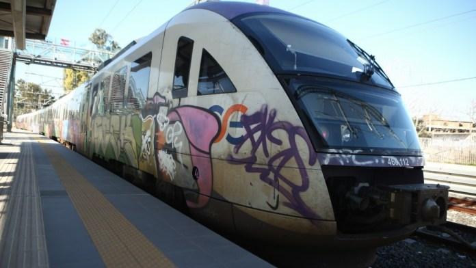 Έκτακτες-κυκλοφοριακές-ρυθμίσεις-στον-Προαστιακό-Αθήνας