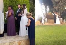 Άκης-Πετρετζίκης-Κωνσταντίνα-Παπαμιχαήλ:-Παντρεύτηκαν-και-βάφτισαν-τον-γιο-τους