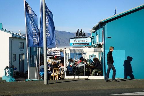 Eating Out in Reykjavik