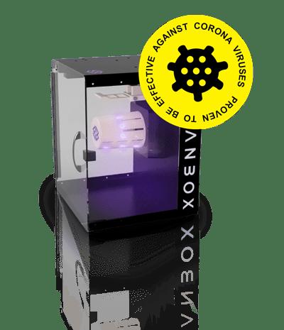Forklift-Simulator Corona UV Clean box