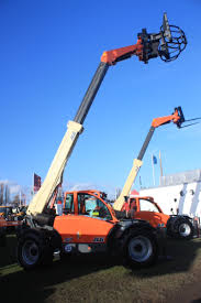 An Introcduction to the Telescopic Handler