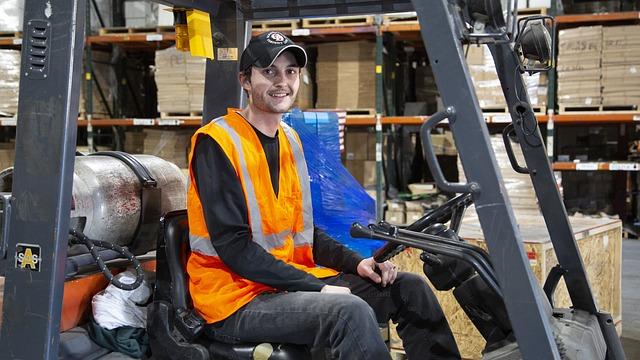 Safety Surrounding Forklift Trucks