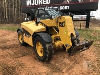 2005 CATERPILLAR TH215