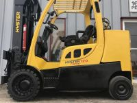 2010 HYSTER S120FT