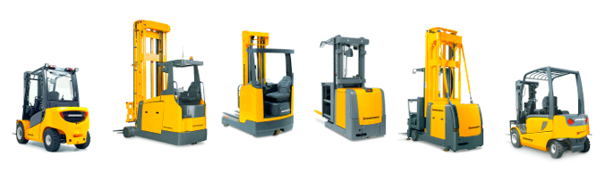 Forklift Sales Near Me