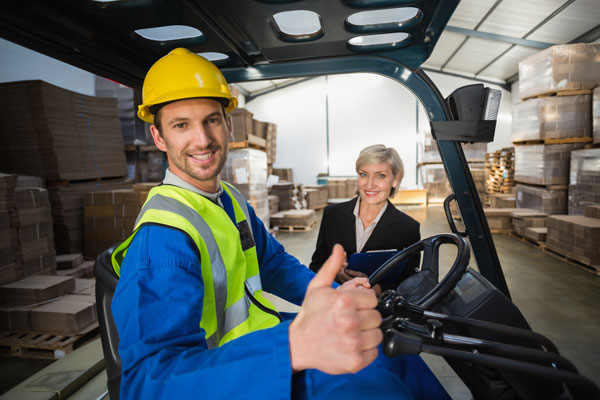 Certified Forklift Resumes