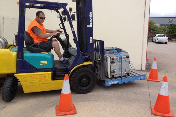 Forklift Certification PA