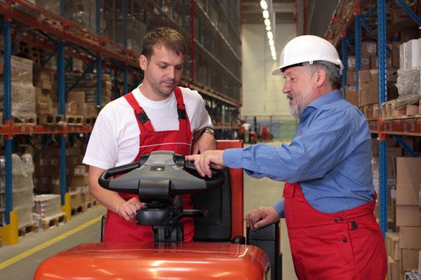 Forklift Training in Washington