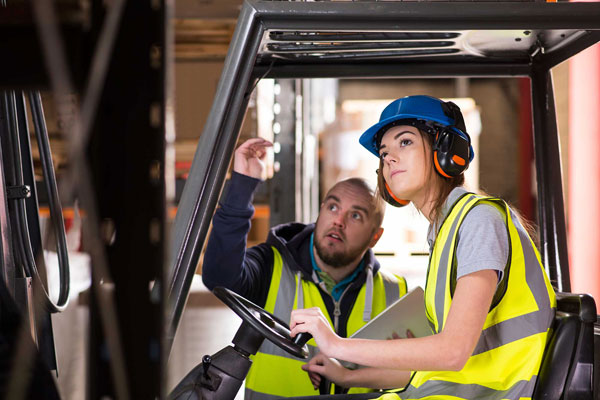 Forklift Training Greensboro NC