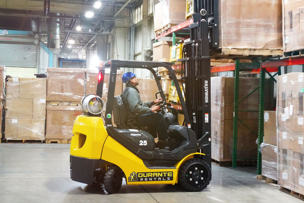Forklift Certification Raleigh NC