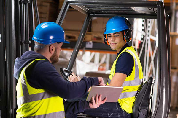 Forklift Certification CT