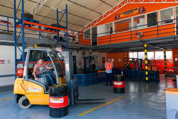Forklift Jobs in Charlotte NC