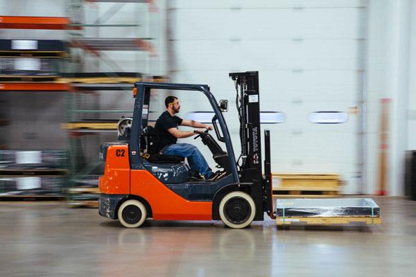 Forklift Certification Charlotte NC