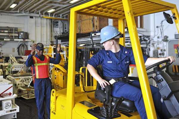 Where to Get Forklift Certification