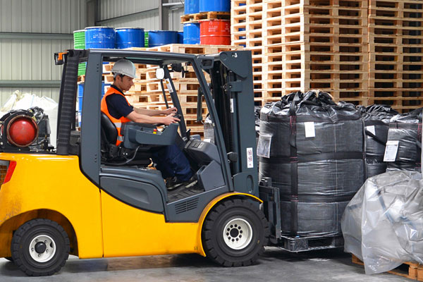 Forklift License CT