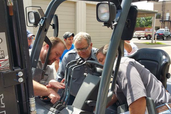 Forklift Training Classes Connecticut