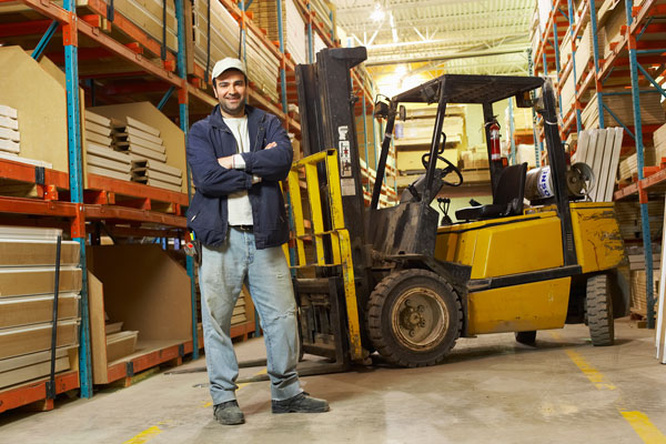 Forklift Training CT
