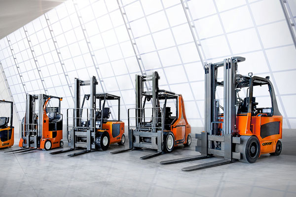 OSHA Forklift Training Oregon
