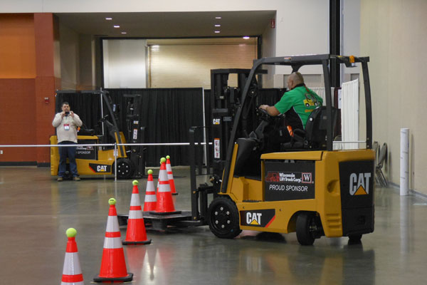 Forklift Training Tampa FL