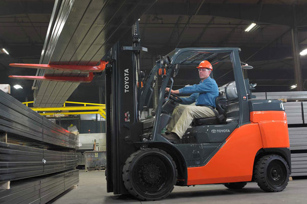 Central Florida Forklift Training