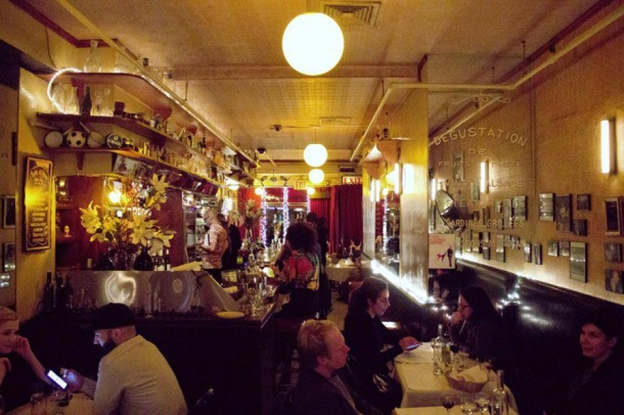 Cafe Lucien