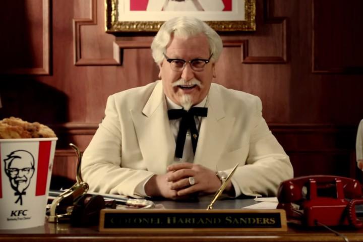 KFC Colonel