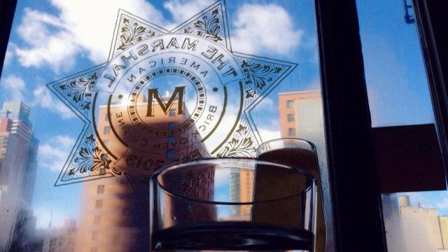 Marshal Logo