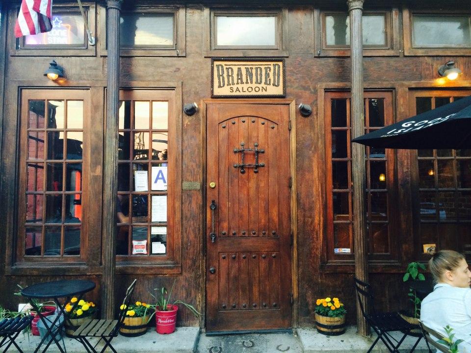 Branded Saloon