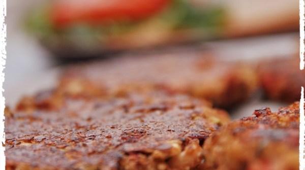 white bean quinoa burgers