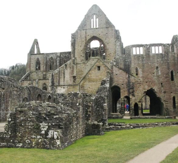 Tintern Abbey 5 Haunted Buildings in Wales