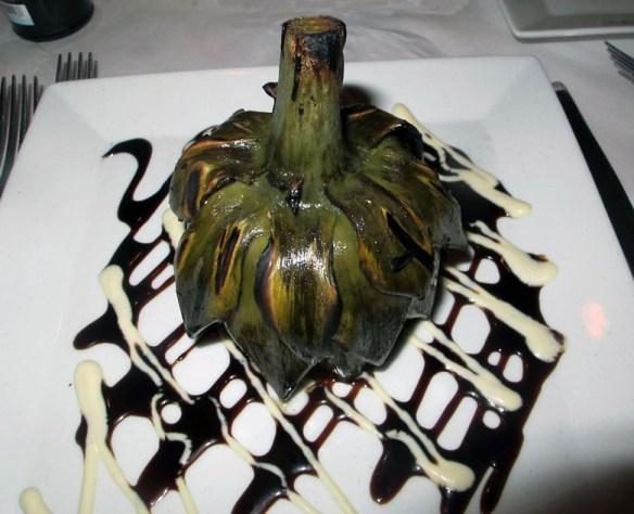 Food - artichokes